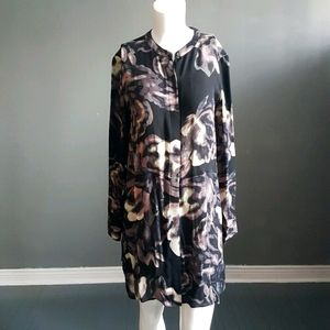 💥Sale💥 Wilfred Bossut Silk Shirt Dress